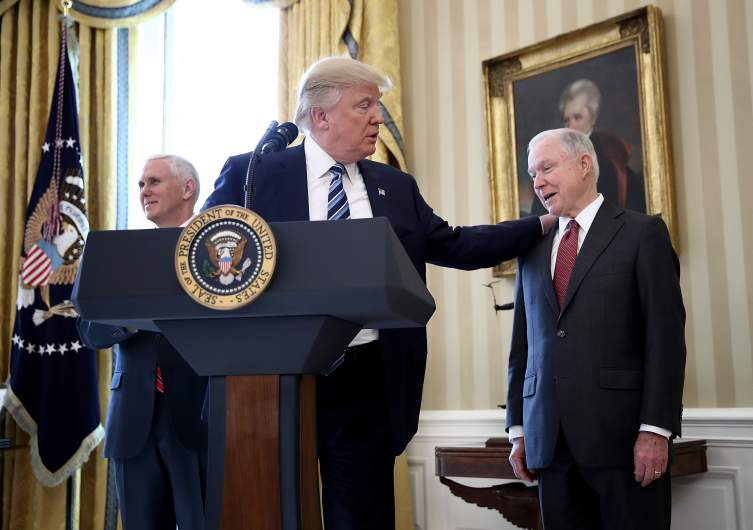 Jeff Sessions fired, Jeff Sessions resigns, Jeff Sessions Donald Trump
