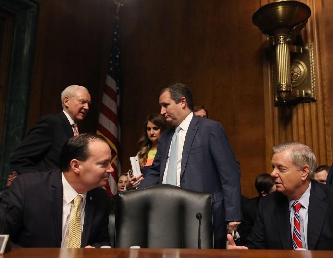 Senate Judiciary Committee, Senate Judiciary Committee chairman, Senate Judiciary Committee Republicans