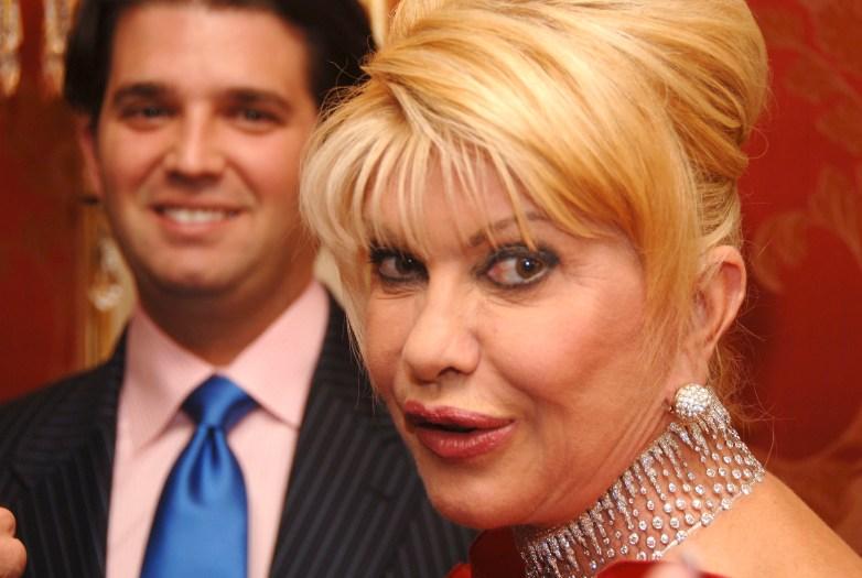 Ivana Trump today, Donald Trump Jr mom, Donald Trump Jr timeline