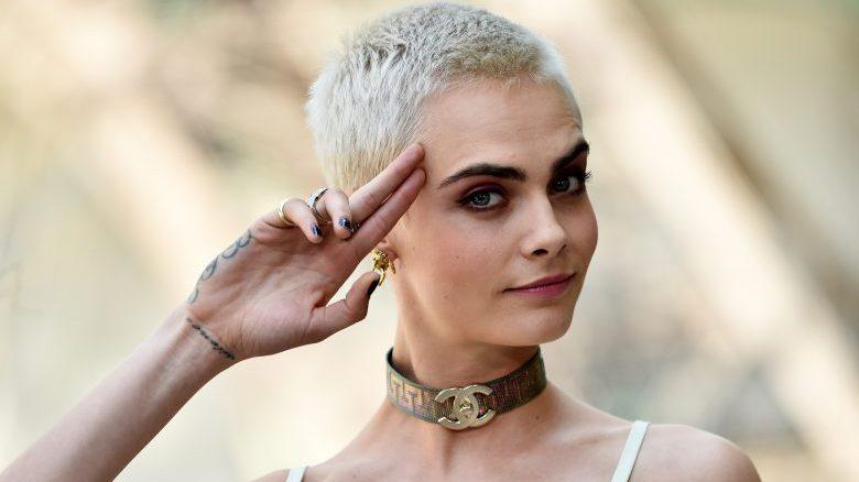 Cara Delevingne, Cara Delevingne Chanel, Cara Delevingne 2017