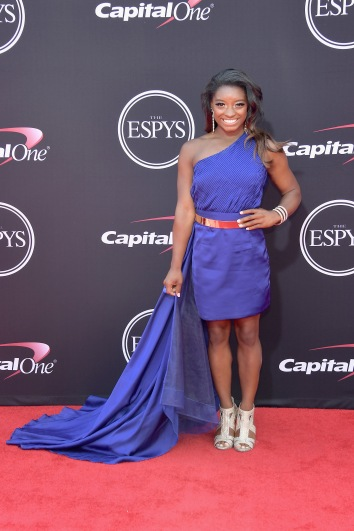 ESPYs red carpet, dresses at 2017 ESPY Awards, Best Dressed and Worst dressed at ESPYS