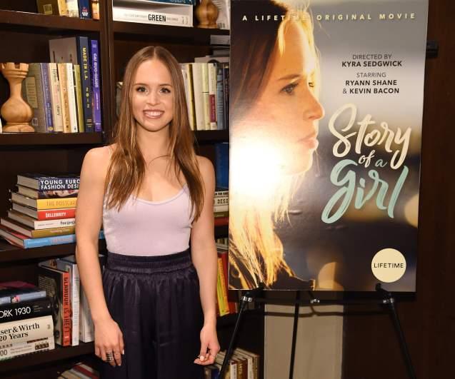 Ryann Shane Story of a Girl, Deanna Story of a Girl, Story of a Girl cast