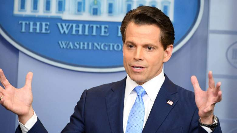 Anthony Scaramucci wife, Anthony Scaramucci divorce, Anthony Scaramucci Deidre Ball