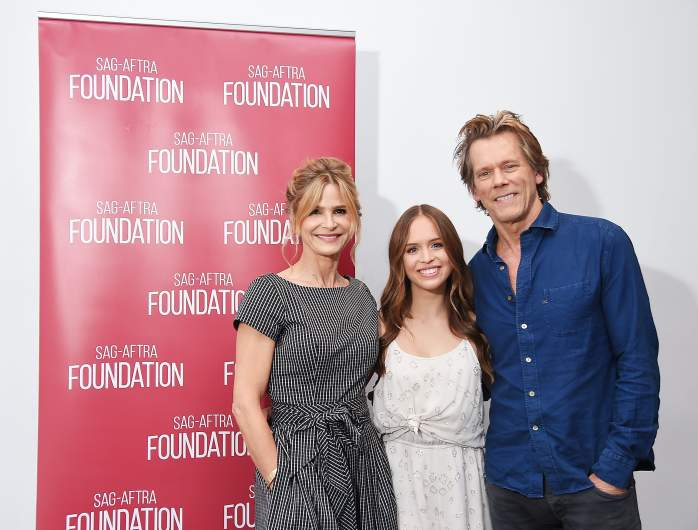 Kevin Bacon wife, Kyra Sedgwick husband, story of a girl cast, story of a girl director