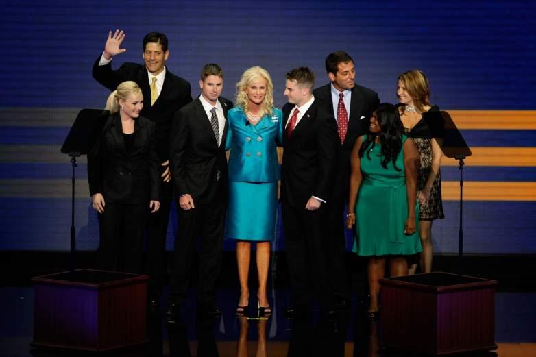 John McCain daughter, John McCain family, John McCain Children