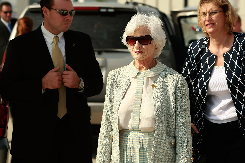 John McCain mom, John McCain parents, John McCain mom age, Roberta McCain age