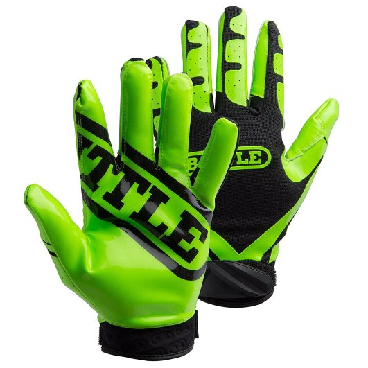 top best youth kids football gloves wide receivers grip style comfort 2017