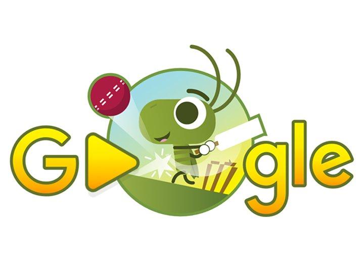google cricket game