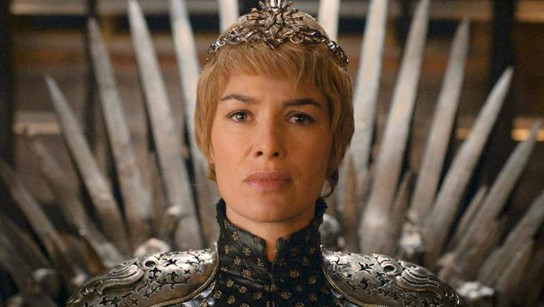 cersei on Game of thrones