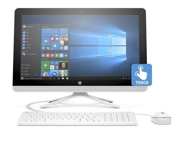 HP 24 student desktop