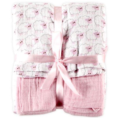 Hudson Baby Muslin Swaddle Blanket, muslin baby swaddle, baby swaddle, best baby swaddle, swaddle blanket, affordable swaddle blanket