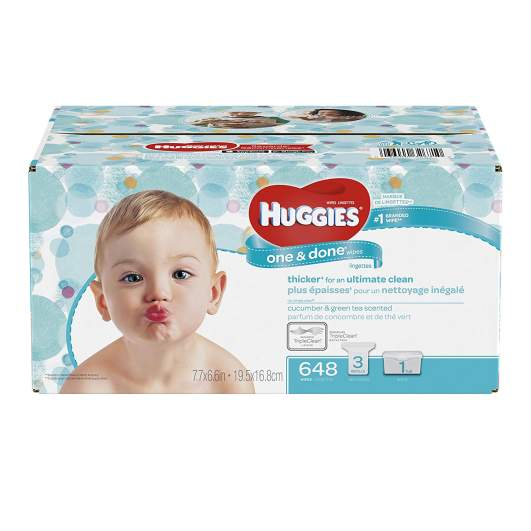 Huggies One & Done Refreshing baby wipes, best baby wipes, baby wipes, affordable baby wipes