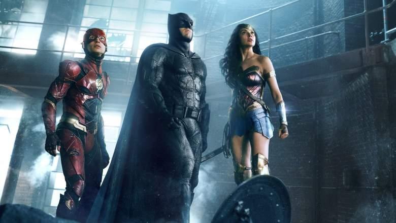 Justice League SDCC trailer, Justice League New Trailer, Justice League trailer