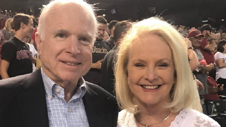 Cindy McCain, John McCain Cancer, John McCain, John McCain Wife, Who Is John McCain Married To