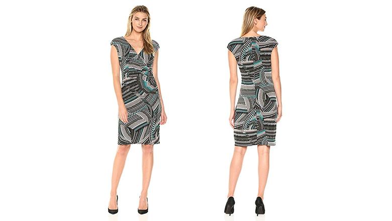 work dresses, dresses for work, office dresses, business dress, work clothes for women, Kasper