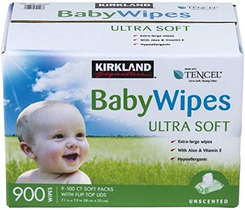 Kirkland Signature Baby Wipes, baby wipes, best baby wipes, kirkland baby wipes, affordable baby wipes