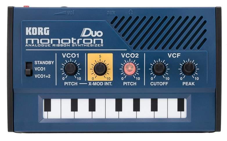 Korg monotron duo analog, best cheap analog synth, affordable analog synth, cheap analog synthesizers