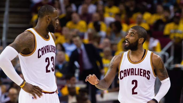 lebron james, kyrie irving, trade, cavaliers, isaiah thomas
