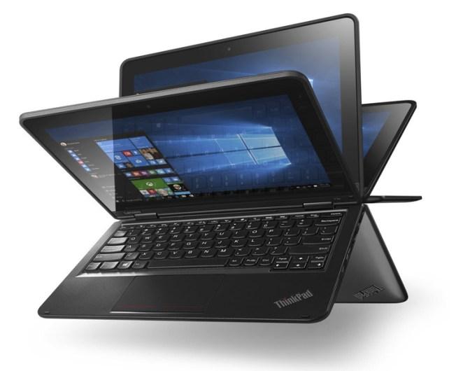 Lenovo, lenovo thinkpad, convertible laptop