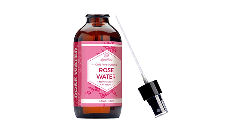 face mist, face spray, rose water, rosewater, rose water toner, rose water for skin, rose water spray