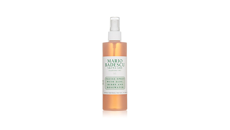 facial spritzers, face mist, face spray, hydrating mist, rose water spray, mario badescu rose water