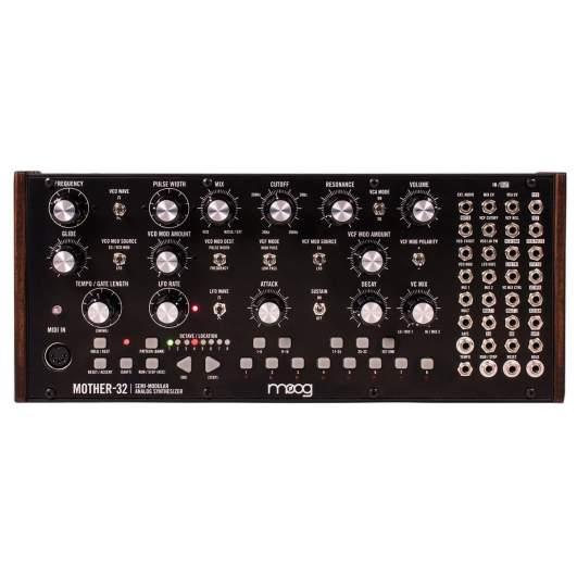 Moog Mother cheap analog, best cheap analog synth, affordable analog synth, cheap analog synthesizers