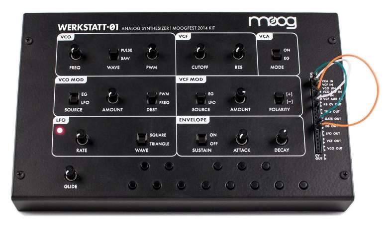 Moog Werkstatt-01 cheap analog, best cheap analog synth, affordable analog synth, cheap analog synthesizers