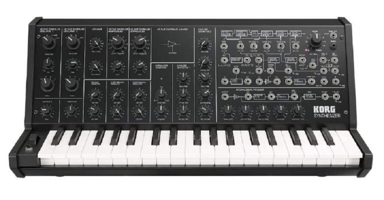 ms-20 korg cheap analog, best cheap analog synth, affordable analog synth, cheap analog synthesizers