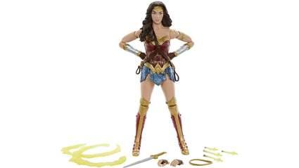 multiverse wonder woman figure