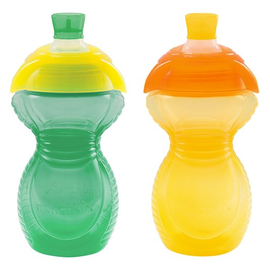 Munchkin Click Lock Bite Proof Sippy Cup (Set of Two), bpa free sippy cups, best bpa free sippy cups, best sippy cup, spill proof sippy cup, affordable sippy cup