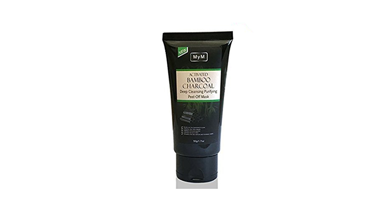 bamboo charcoal peel off blackhead mask