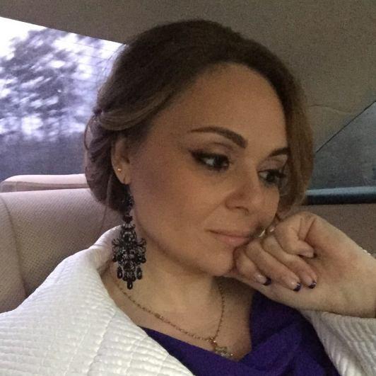 Natalia Veslnitskaya lawyer