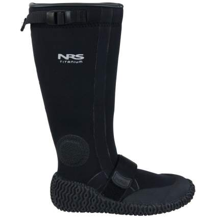 nrs, best fishing boots, neoprene boots, knee boots