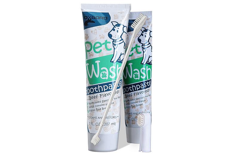 Image of oxgord pet wash toothpaste