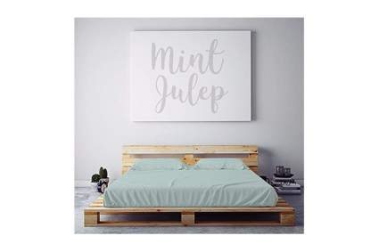 mint moisture wicking sheet set