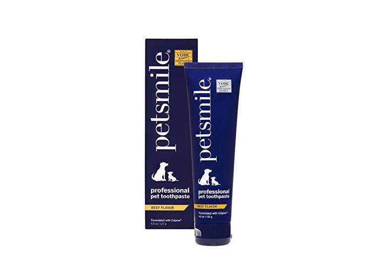Image of petsmile dog toothpaste