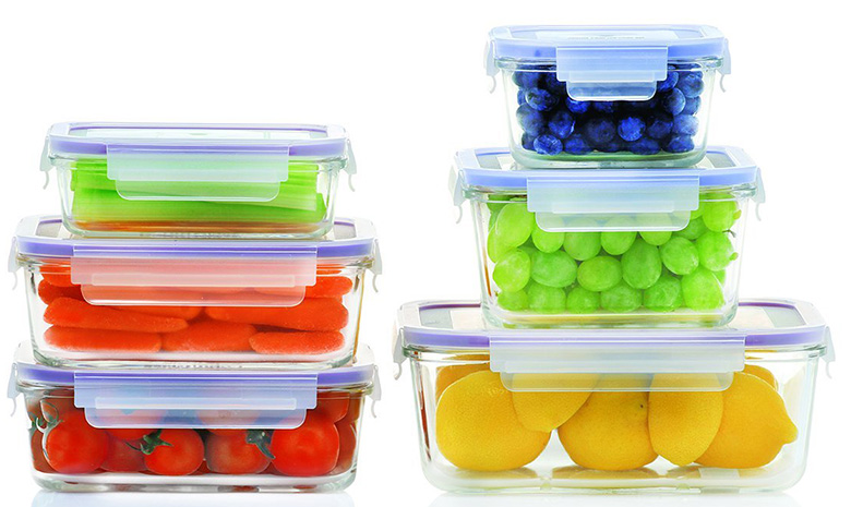 glass food storage containers, food storage containers