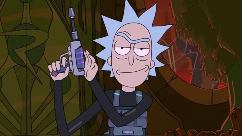 Rick And Morty Serien Stream