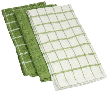 kitchen towels, hand towels, dish towels