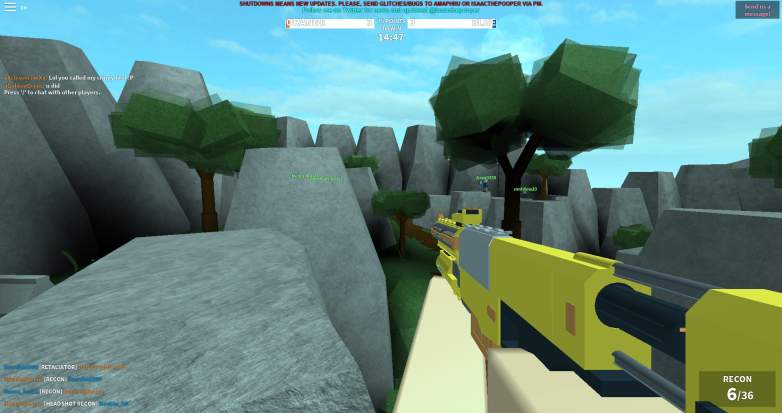 Roblox FPS games, roblox, roblox nerf