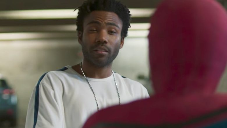 Spider-Man Homecoming, Spider-Man Homecoming donald glover, donald glover spider-man