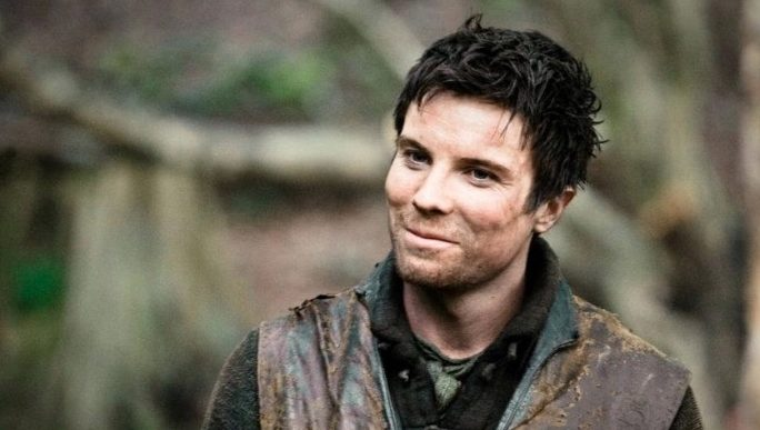 Gendry on Game of Thrones