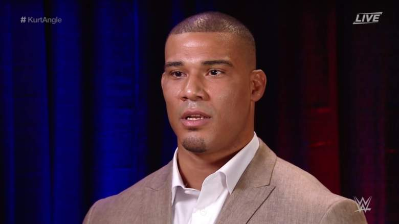 Jason Jordan interview, Jason Jordan wwe interview, Jason Jordan wwe network interview