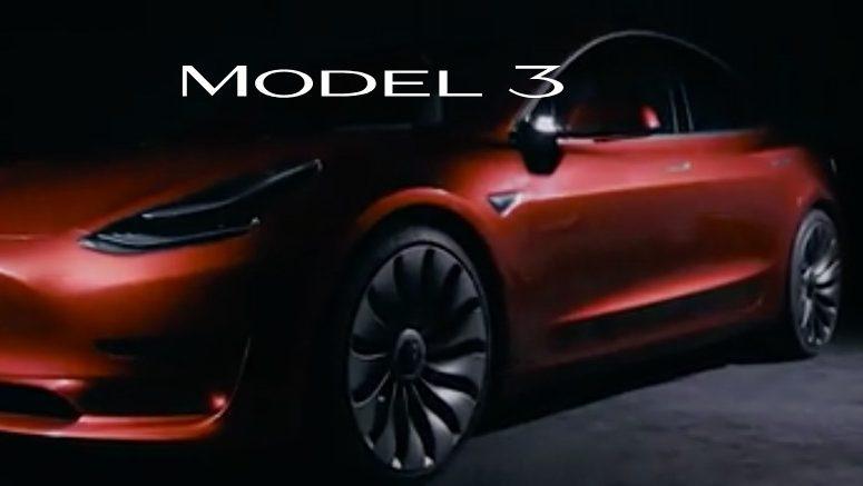 Tesla Model 3 Recap