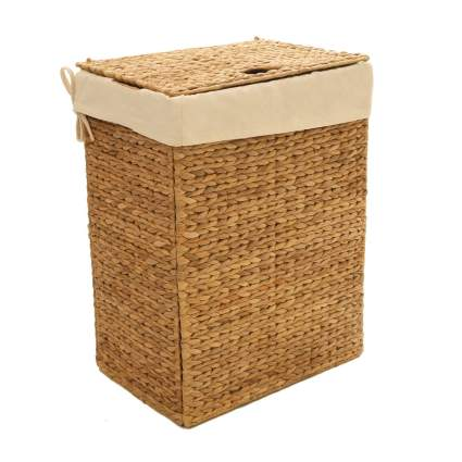 laundry hampers, wicker hampers, laundry baskets, clothes hamper