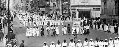 silent parade, the silent parade