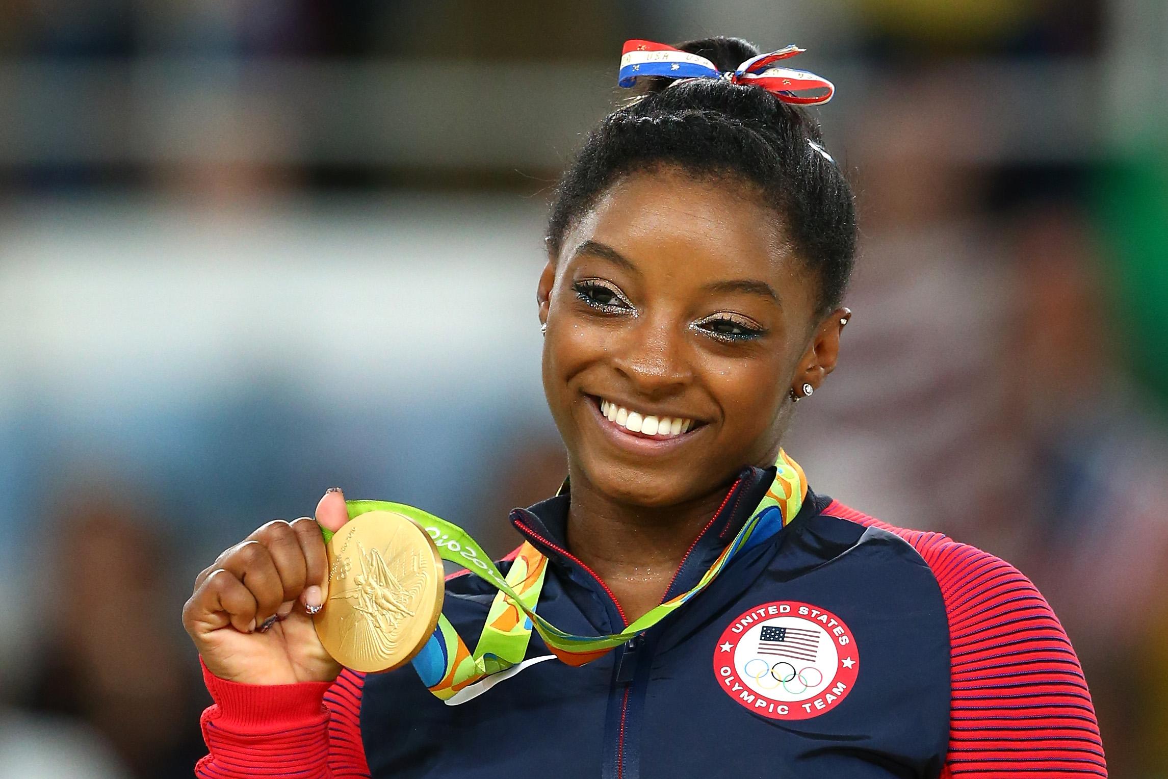 simone biles, best female athlete, espy, odds