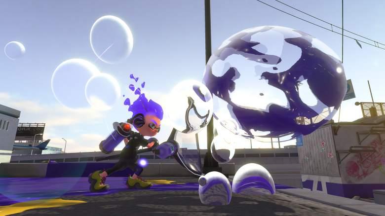 splatoon 2 bubble blower, splatoon 2 specials, splatoon 2 special weapons
