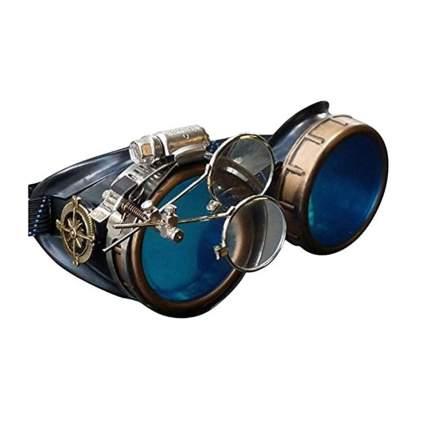 steampunk victorian goggles