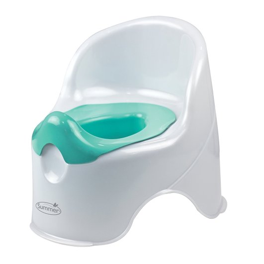 Summer Infant Lil' Loo Potty, travel potty, best travel potty, portable potty, best portable potty, affordable potty, teal potty, toilet training potty